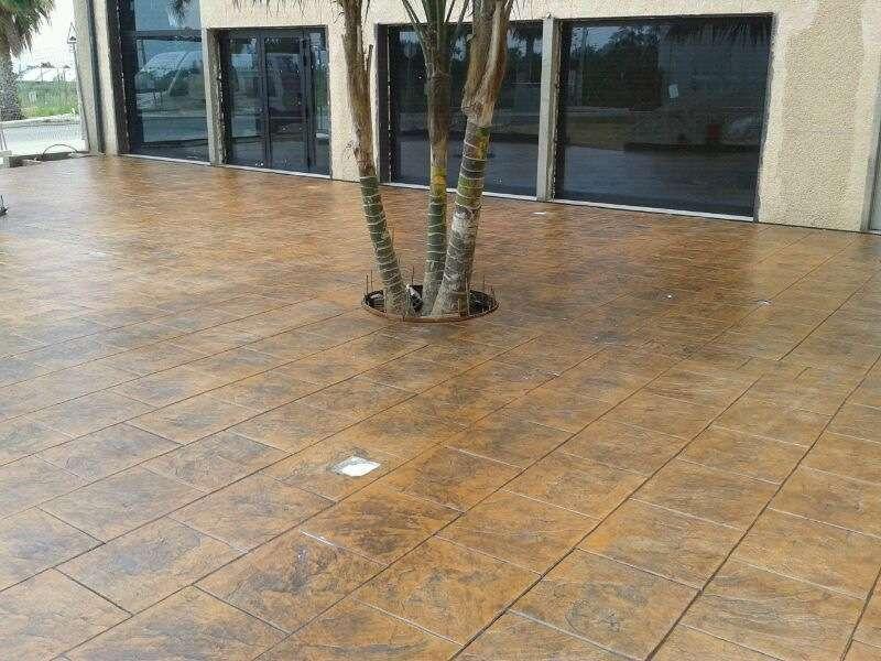 Pavimentos para exteriores - Imitacion madera exterior ...